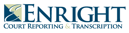 Enright Court Reporting & Transcription Services